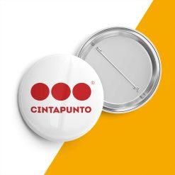 Pin button cintapunto